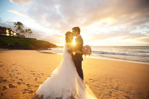 Romantic wedding picture - Anna Kim Photography