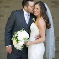 Romantic wedding pictures - Erin Johnson Photography