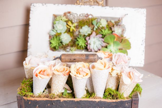 Rustic wedding decorations - PPD Studios