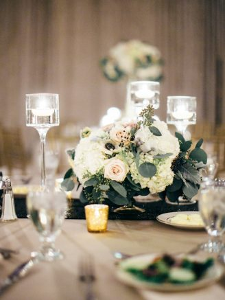 Classically Romantic Kansas City Wedding - Belle The Magazine