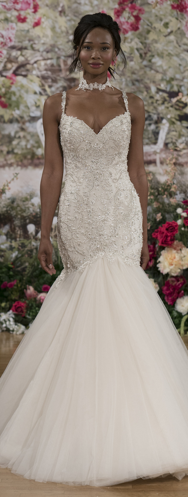 Wedding Dress by Sottero and Midgley Fall 2017 NYBFW