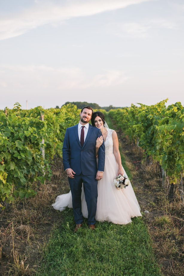 Vineyard wedding - Manifesto Photography