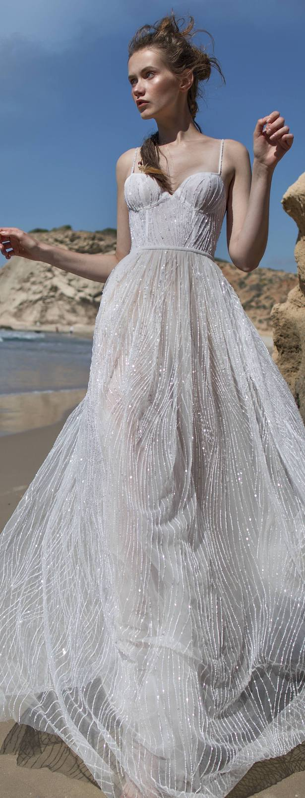 wedding dresses by limor rosen bridal couture 2018 free spirit