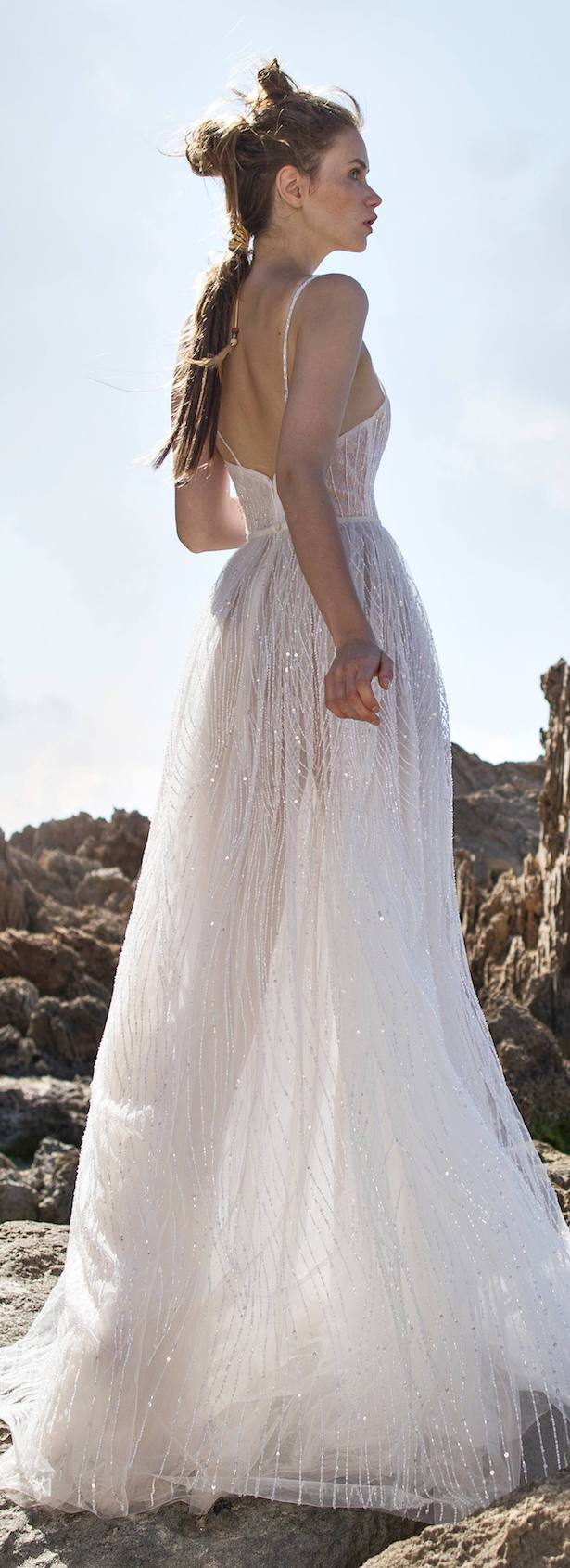 Wedding Dress by Limor Rosen Bridal Couture 2018 Free Spirit Collection - Kate