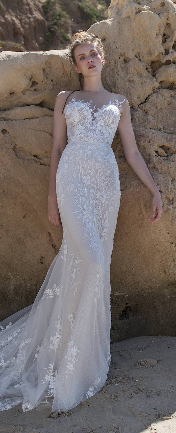 Wedding Dress by Limor Rosen Bridal Couture 2018 Free Spirit Collection - Lucia