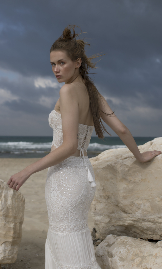 Wedding Dress by Limor Rosen Bridal Couture 2018 Free Spirit Collection - Ruby