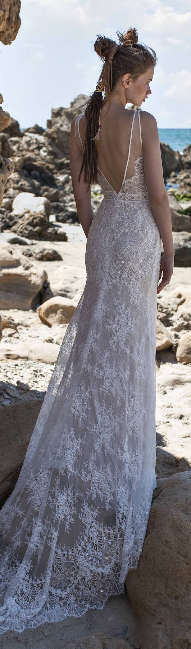 Wedding Dress by Limor Rosen Bridal Couture 2018 Free Spirit Collection - Sierra