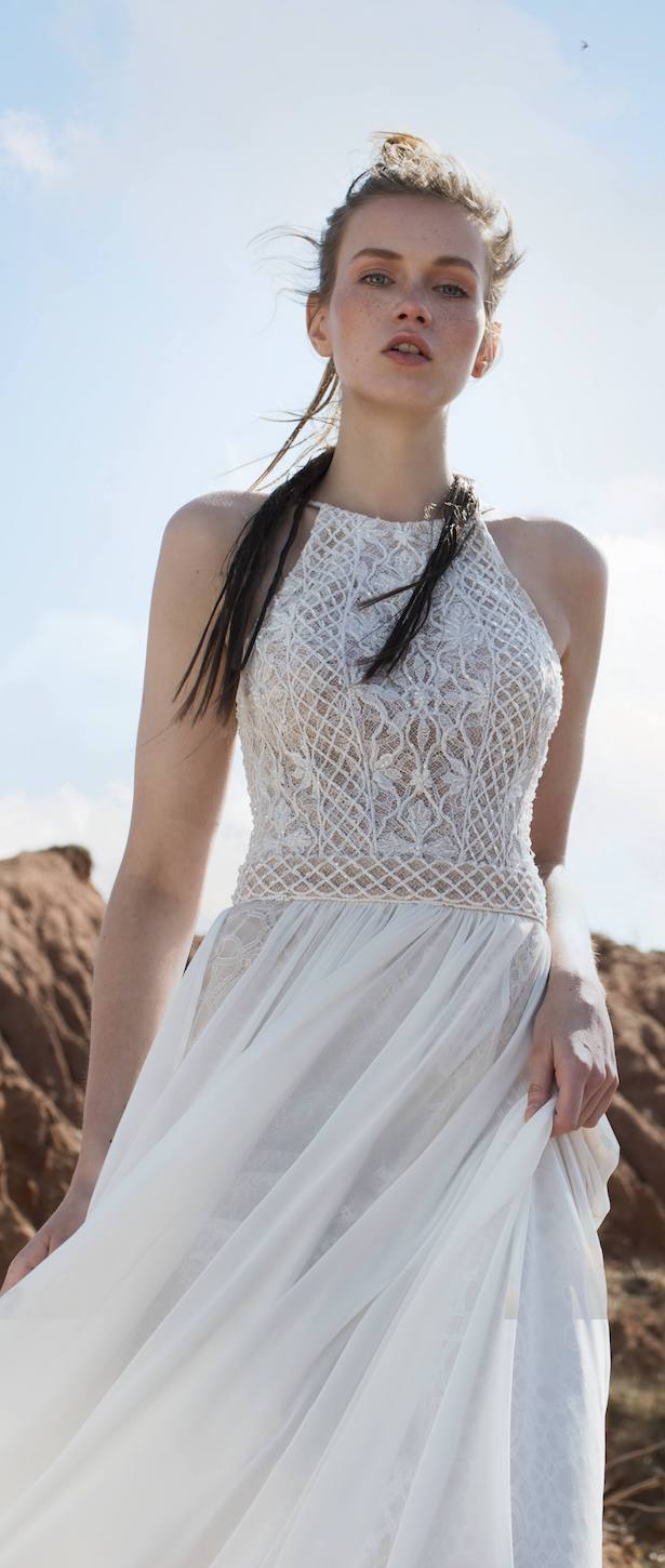wedding dress by limor rosen bridal couture 2018 free spirit