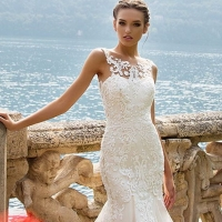 Dapuzzo wedding dress