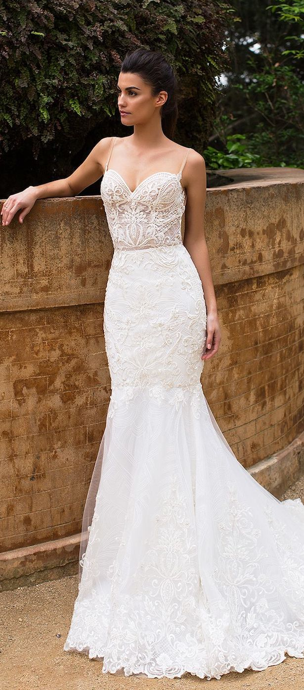 Wedding Dress by Milla Nova White Desire 2017 Bridal Collection - Bloom