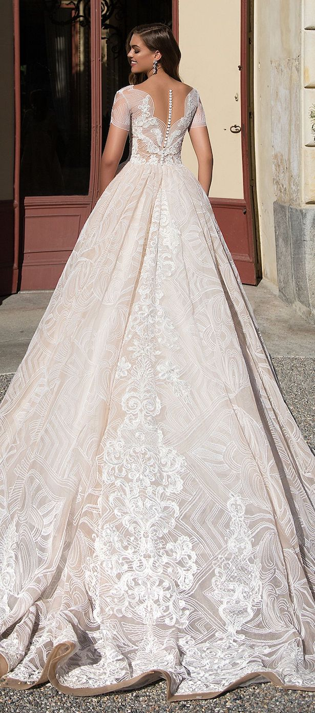 Halloween Wedding Gowns