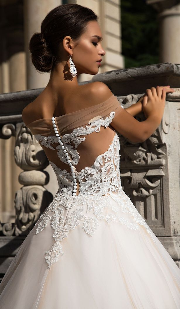Wedding Dress by Milla Nova White Desire 2017 Bridal Collection - Diamond