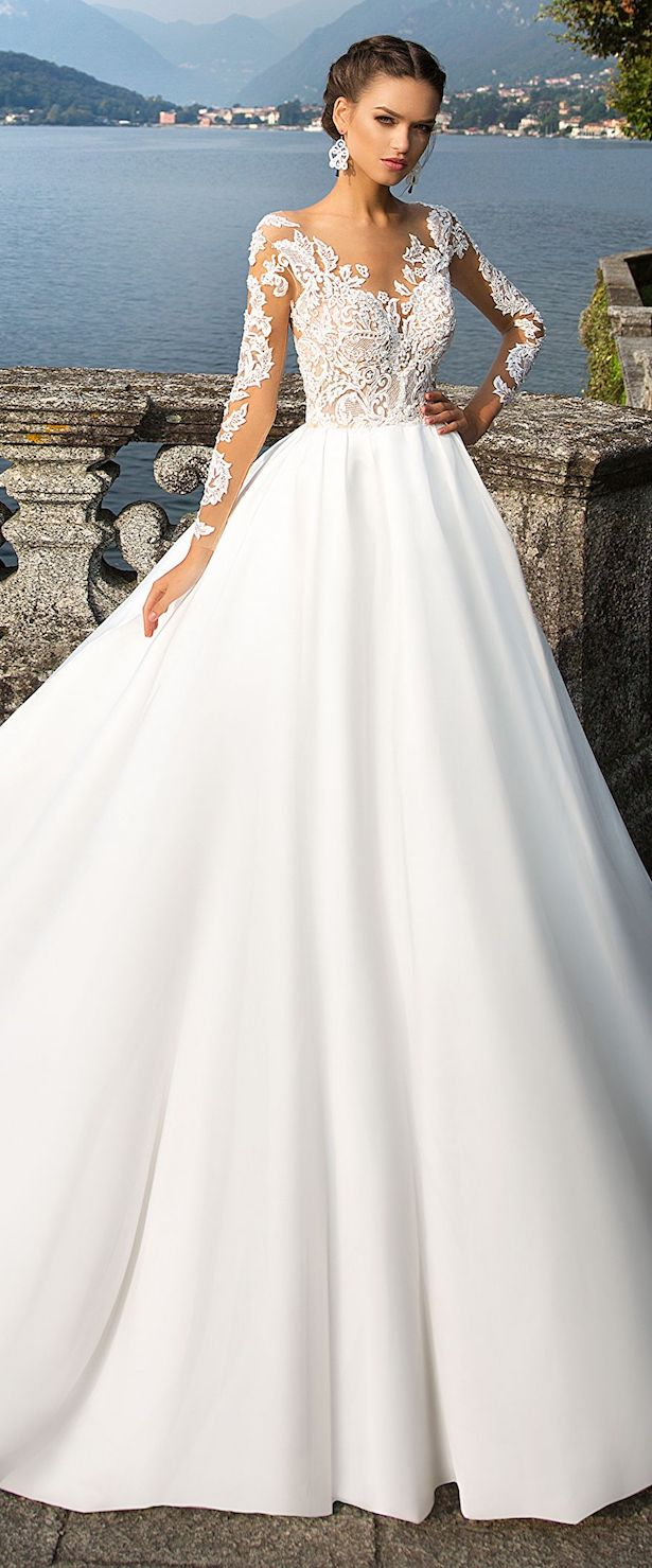 Wedding Dresses by Milla Nova \