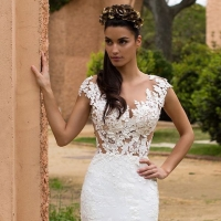 Wedding Dress by Milla Nova White Desire 2017 Bridal Collection - Enrika