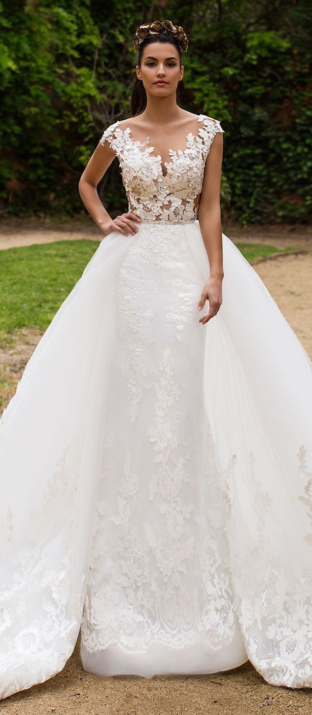 In Stock Wedding Dresses