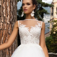 Wedding Dress by Milla Nova White Desire 2017 Bridal Collection - Jasmin