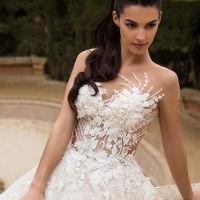 Wedding Dress by Milla Nova White Desire 2017 Bridal Collection - Leona