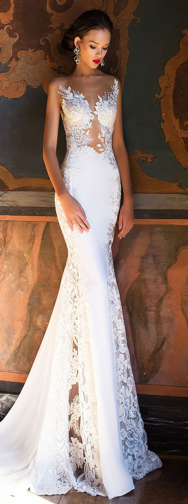 Wedding Dress by Milla Nova White Desire 2017 Bridal Collection - Lorena