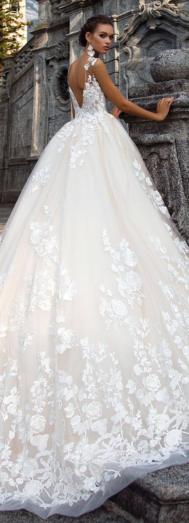 Most Beautiful Wedding Dresses 2017 86 Awesome  Wedding Dress by