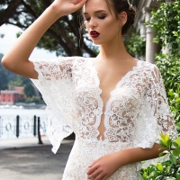 Wedding Dress by Milla Nova White Desire 2017 Bridal Collection - Paola