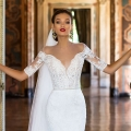 Wedding Dress by Milla Nova White Desire 2017 Bridal Collection - Rita