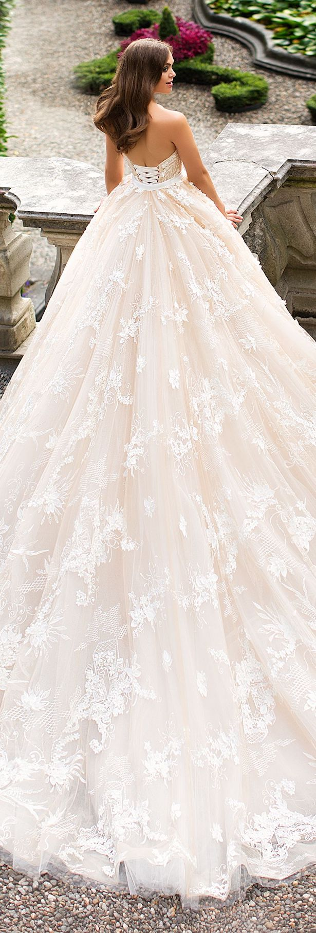 Wedding Dress by Milla Nova White Desire 2017 Bridal Collection - Savana