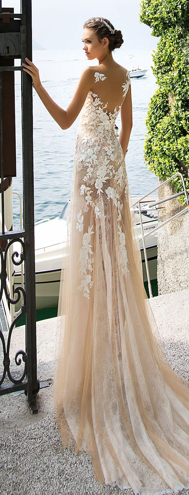 Wedding Dress by Milla Nova White Desire 2017 Bridal Collection - Vienna
