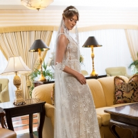 Wedding Dress by Naama & Anat Bridal 2018 The Star In You Collection