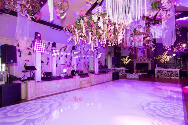 Wedding ballroom decor - Ace Cuervo Photography