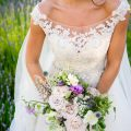 Wedding bouquet - Kristen Borelli Photography