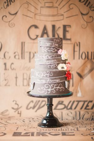 Wedding cake ideas - Gideon Photography