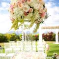 Wedding ceremony decor - Anna Kim Photography