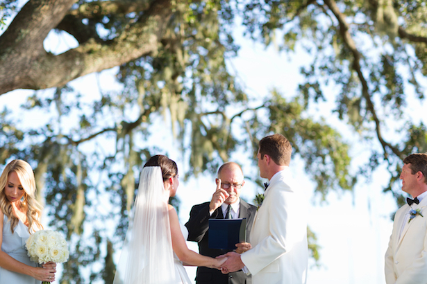 Wedding ceremony photos - Sunny Lee Photography