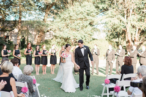 Wedding ceremony picture - Alicia Lacey Photography