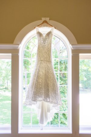 Wedding dress- Katie Whitcomb