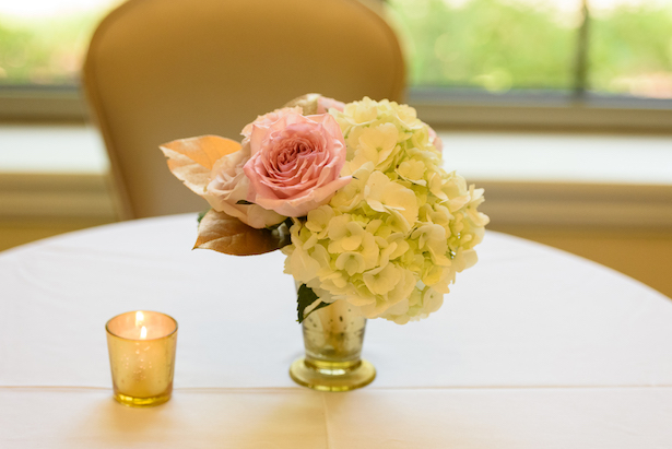 Wedding floral decor - Katie Whitcomb