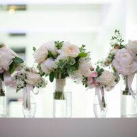 Wedding flowers - Erin Johnson Photography