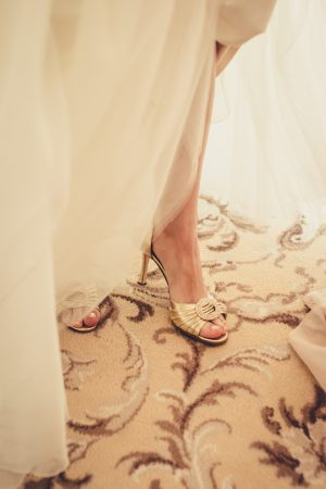 Wedding shoes - Pierre Paris Photography