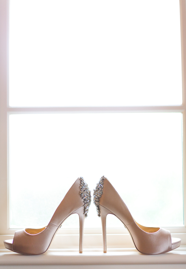 Wedding shoes - Sunny Lee Photography