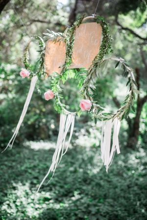 Bohemian wedding ceremony ideas - Kiel Rucker Photography