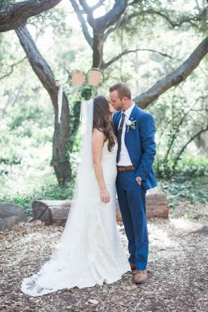 Wedding kiss - Kiel Rucker Photography