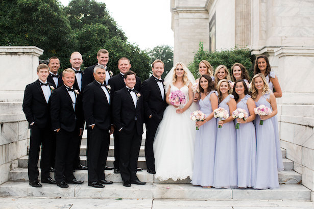 Wedding party picture - Style and Story Photography