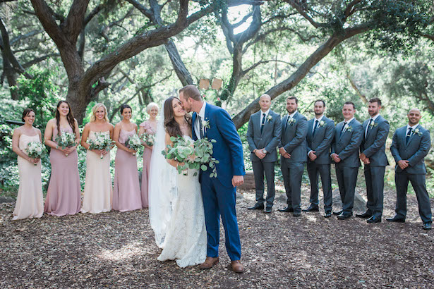 Mediterranean Inspired Wedding on Santa Barbara's Riviera - Kiel Rucker Photography