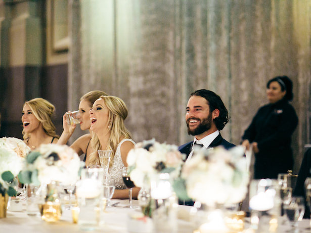 Wedding reception - The WaldronPhotography