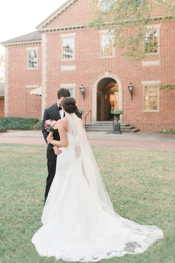 Romantic Wedding Photo - Alicia Lacey Photography