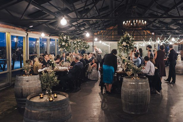 Wedding reception - The White Tree Photography