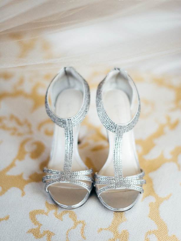 Wedding shoes - The WaldronPhotography