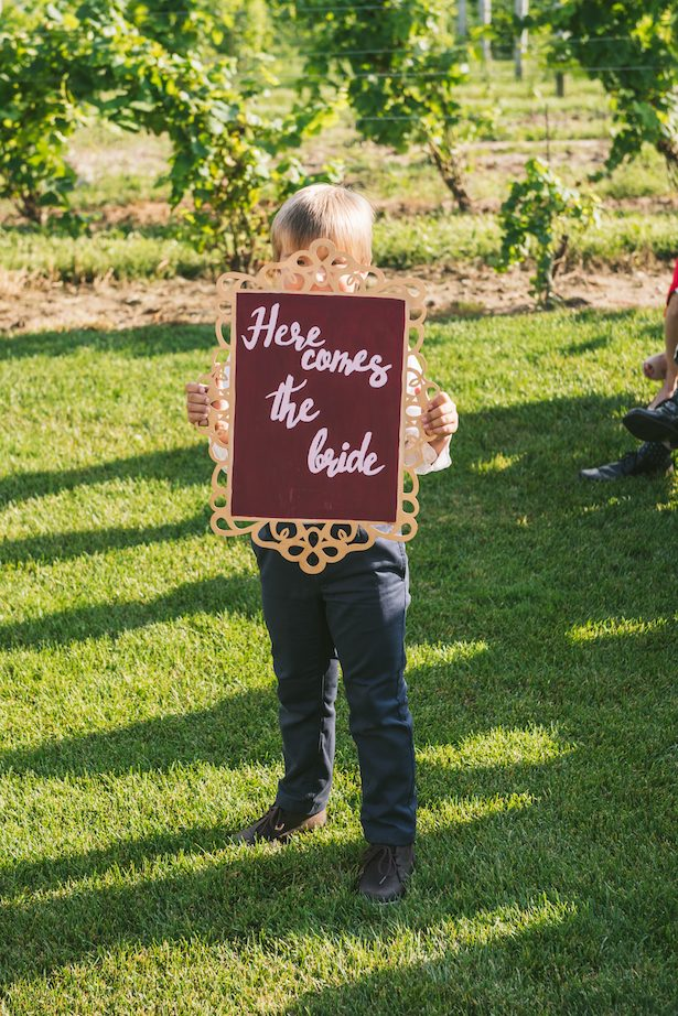 Wedding sign - Manifesto Photography