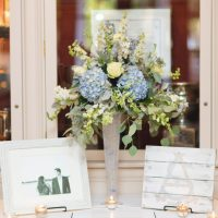 Wedding sign in table - Sunny Lee Photography