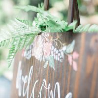 Wedding signs - Kiel Rucker Photography
